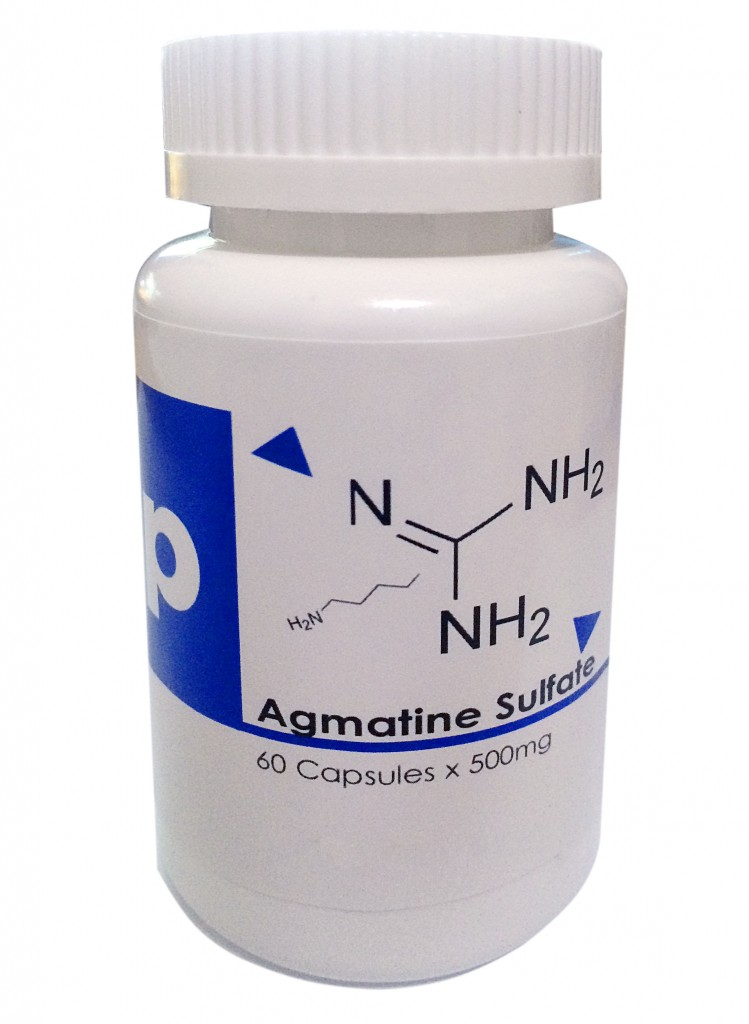 Agmatine Sulphate - For Lower Opiate Tolerance - Research Summary